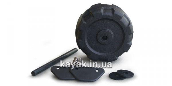 Транспортировочное колесо 2,5″ для каяка New Move
