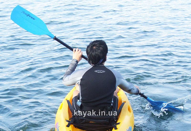 весла на лодку в тюмени